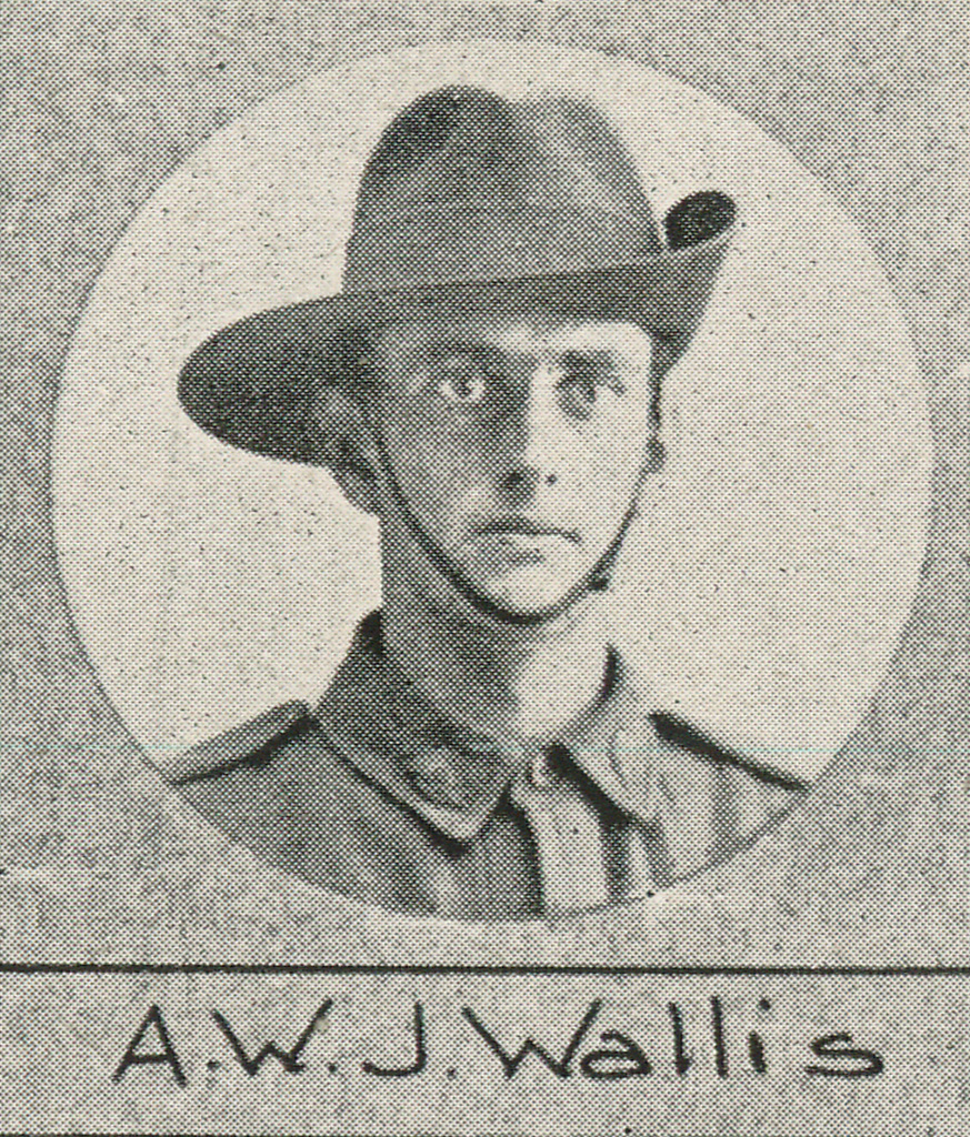 Alfred William James Wallis